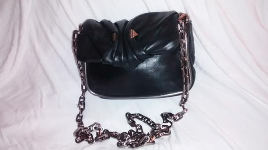 Marc by Marc Jacobs Pleated Leather Cross Body Bag