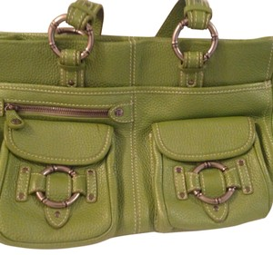 Tommy Bahama Satchel in Green
