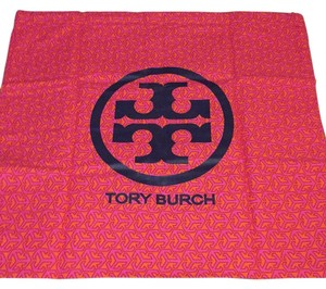 Tory Burch Tote in Orange And Pink