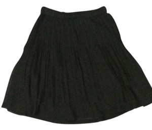 Francesca's Skirt Black