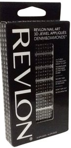 Other Revlon Nail Art 3D Jewel Appliques Denim & Diamonds Collection 01 Spike Out
