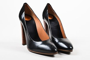 Guillaume Hinfray Black Pumps