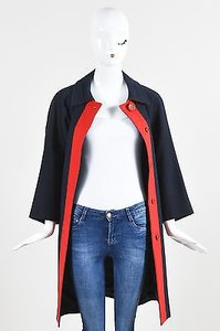 Michael Kors Navy Red Blue Jacket