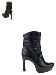 Earthies Black Boots