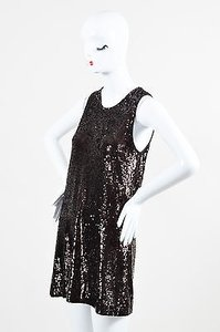 Tory Burch short dress Brown Sequin on Tradesy