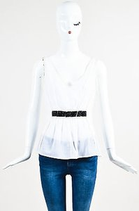 Narciso Rodriguez Top White