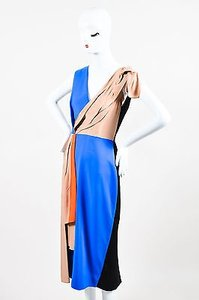 Other Roksanda Ilincic Nwot Block Draped Sl Shraya Sz12 Dress