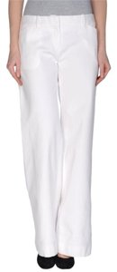 Cline Wide Leg Pants White
