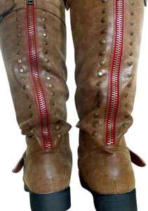 Madden Girl Greyish brown Boots