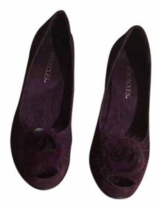 Aerosoles DARK PURPLE SUEDE Pumps