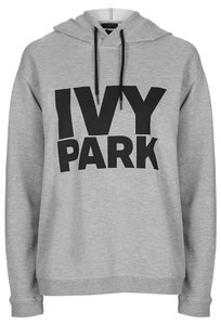 Ivy Park Topshop Ivy park Beyonce gray hoodie size Small