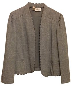 Marty Gutmacher Black, White Tweed Blazer
