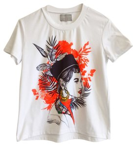 Clover Canyon T Shirt White