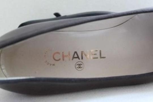 Chanel Black/Dark Brown Formal