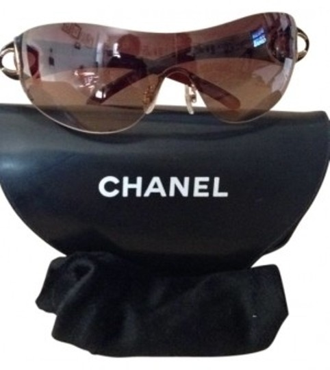 Preload https://item3.tradesy.com/images/chanel-light-brown-sunglasses-15007-0-0.jpg?width=440&height=440