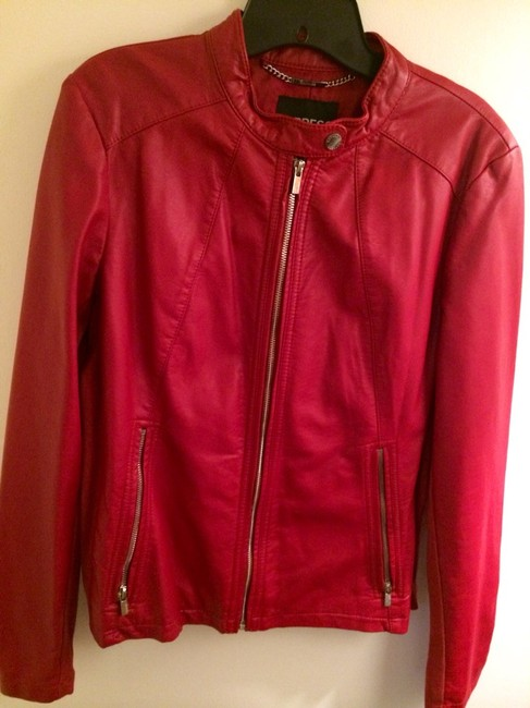 Express Red Jacket