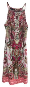 INC International Concepts short dress Pink on Tradesy