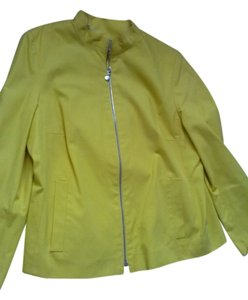 Akris Punto yellow Jacket