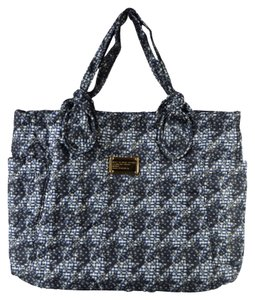 Marc by Marc Jacobs Pretty Nylon Medium Tote in Indigo Multi