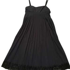 Robert Rodriguez Summer Spring Lace Trim Dress