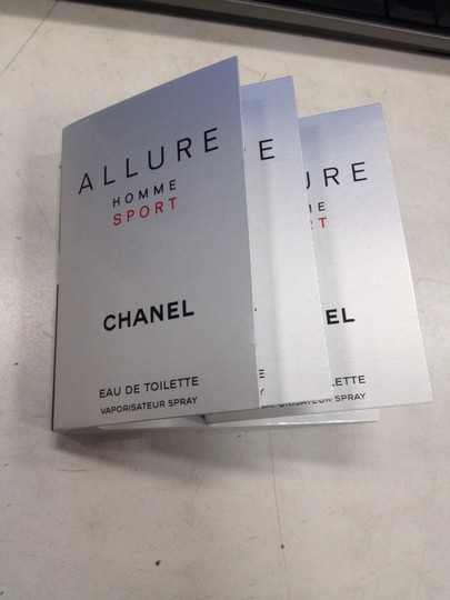 Chanel Chanel Samples Women And Men