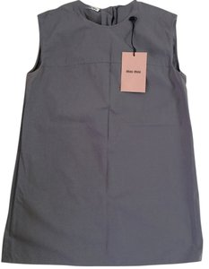Miu Miu Top Grey