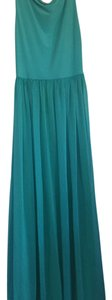 Turquoise Maxi Dress by Isaac Mizrahi