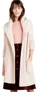 Anthropologie Boiled Wool Warm Moth M Pea Coat
