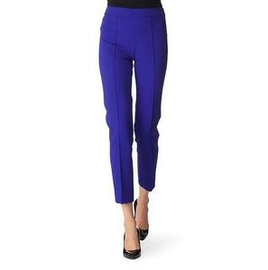 Max Mara Electric Blue Calitea Pants