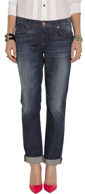 Item - Blue Medium Wash Aidan Relaxed Fit Jeans Size 27 (4, S)