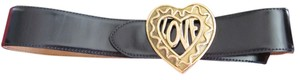 Moschino Great Moschino Heart Belt