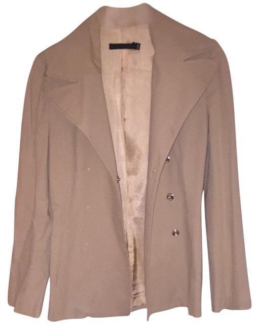 Preload https://item3.tradesy.com/images/guess-by-marciano-tan-blazer-1501322-0-0.jpg?width=400&height=650