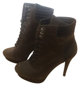 Jessica Simpson Army green Boots