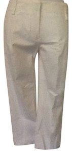 Louis Vuitton Elastic Gentle Dry Clean Capris Cream