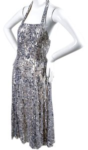 Douglas Hannant Sequin Dress