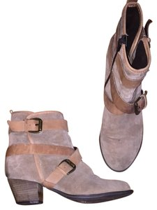Aldo Shoes Camel Boots