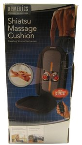 Homedics Homedics Shiatsu Massage Cushion (Model# MCS-200H) - [ Roxanne Anjou Closet ]