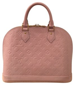Louis Vuitton Satchel in Pink Rose Ballerine
