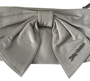 Juicy Couture Violet/gray Clutch