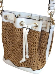 Rebecca Minkoff Summer Woven Leather Cross Body Bag