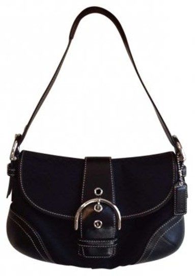 Preload https://item3.tradesy.com/images/coach-small-signature-style-j04j-6818-trimmed-purse-black-leather-hobo-bag-150157-0-0.jpg?width=440&height=440