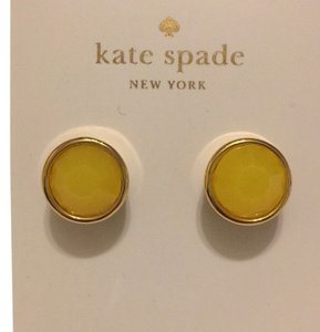 Kate Spade Kate Spade Yellow Earrings
