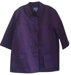 Simply Vera Vera Wang Dark purple Jacket