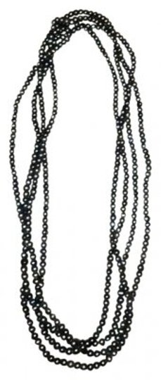 Preload https://item3.tradesy.com/images/100-inches-of-cultured-black-pearls-necklace-150167-0-0.jpg?width=440&height=440