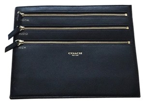 Coach Electronic Zip Cord Pouch