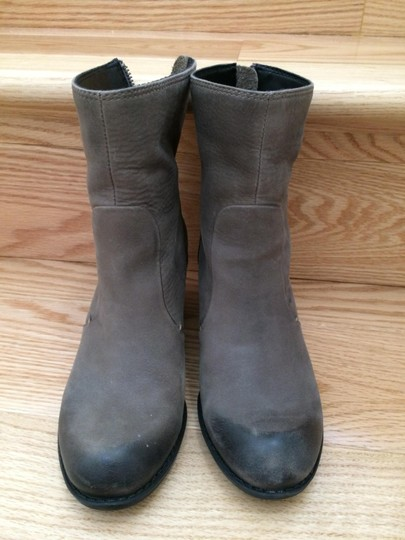 Crown Vintage Gray Boots