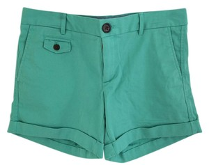 Banana Republic Chino Short Shorts Green