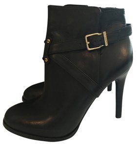 Gianni Bini Leather New Black Boots