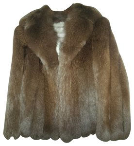 Hopper Furs Vintage Fur Coat