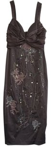 Mandalay Sequins Embrodiered Stones Night Out Dress